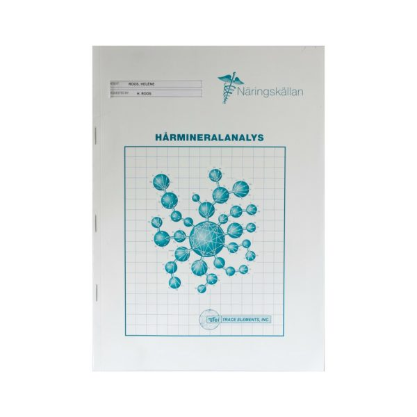 Hårmineralanalys bästa metoden på marknaden