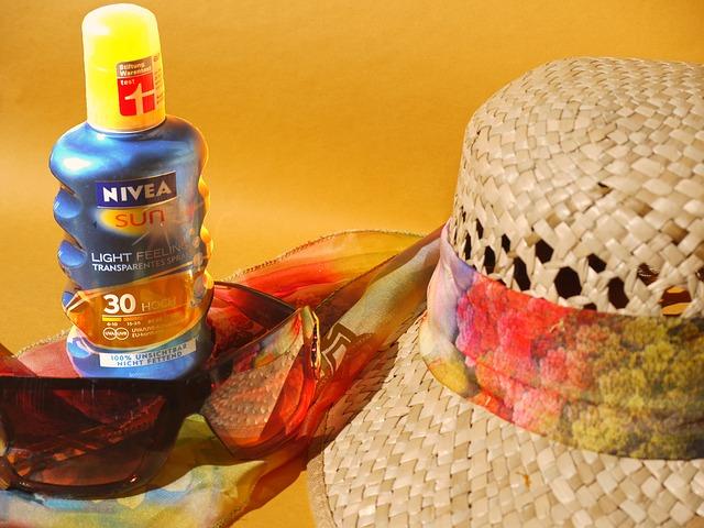 Skydda dig mot brännskador i solen