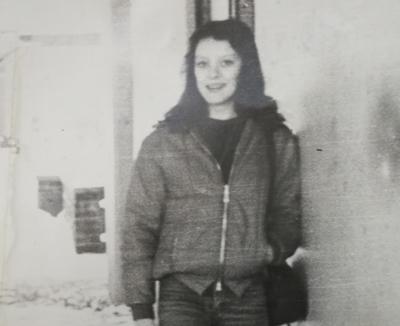 Heléne i tonåren