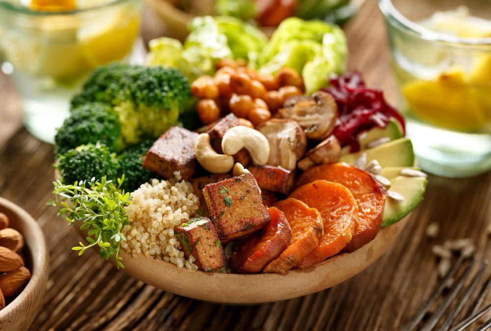 Ät mer plantbaserad mat